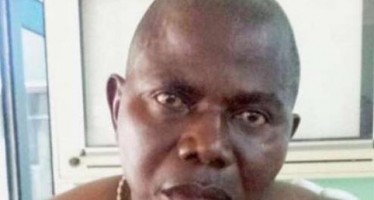 HANDICAPPED DRUG TRAFFICKER DIES IN GHANA
