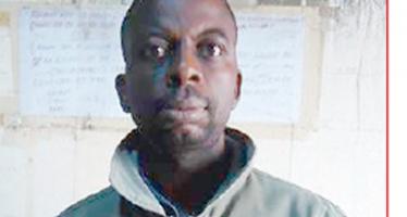 MAN ARRESTED FOR DRUG TRAFFICKING BEGS FIANCEE