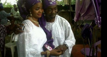 AJIGIJAGA'S WIDOW GIVES BIRTH, FAMILY NAMES NEW BABY AFTER LATE ACTOR