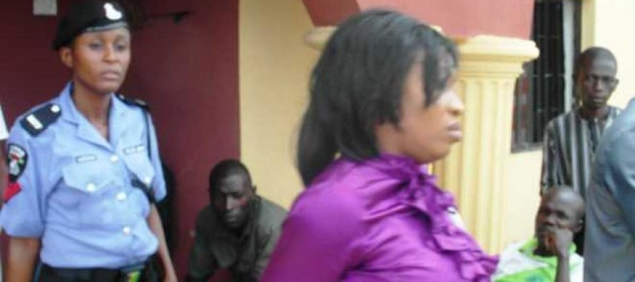 FAKE FEMALE DOCTOR HAD WORKED IN LASUTH, BRITISH AMERICAN TOBACCO COMPANY