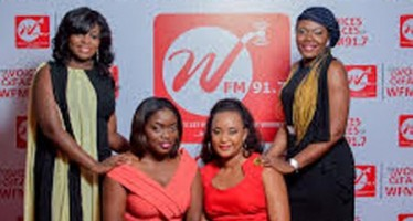 MEET NIGERIA'S FIRST WOMEN RADIO STATION, WFM 91.7 ON-AIR-PERSONALITIES