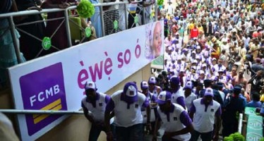 (PHOTOS) FCMB SUPPORTS OJUDE OBA FESTIVAL