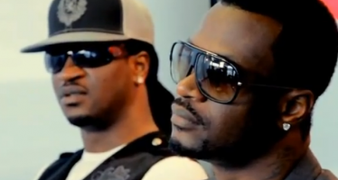 P-SQUARE FIGHT SOUNDCITY FOR NOT PLAYING THEIR VIDEOS