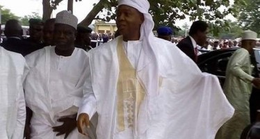 SARAKI STONED OVER N17TN THEFT ALLEGATION AT PRAYER GROUND