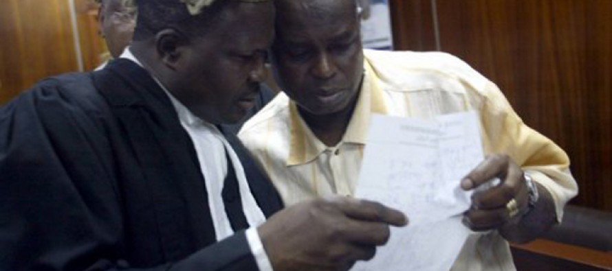 Alamieyeseigha dies of heart attack after Britain Reopened His Money Laundering Case