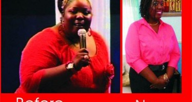 WEIGHT LOSS: COMEDIAN LEPACIOUS BOSE SHOWS OFF SLIM NEW LOOK