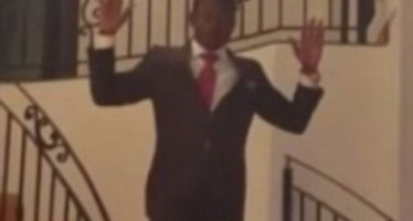 WATCH PASTOR 'WALKING ON AIR' IN BIZARRE VIDEO
