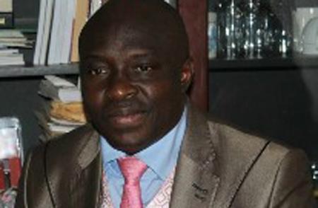 Bishop Dr Chris Kwakpovwe