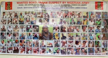 WANTED BOKO HARAM MEMBER ARRESTED  ON HIS WAY TO LAGOS
