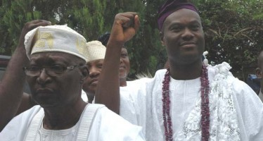I'll prostrate for my son –Ooni's father