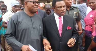 """GOV. OBIANO BUYS N55M GOLD BEDS"""