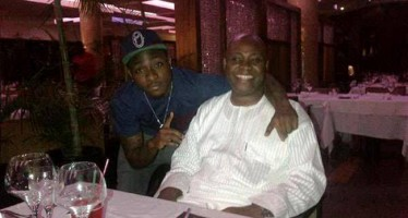 JOURNALISTS BARRED FROM DAVIDO'S DAD'S DIVORCE CASE