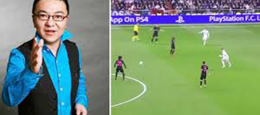 COMMENTATOR SACKED FOR SLEEPING WHILE RUNNING LIVE COMMENTARY OF UEFA MATCH