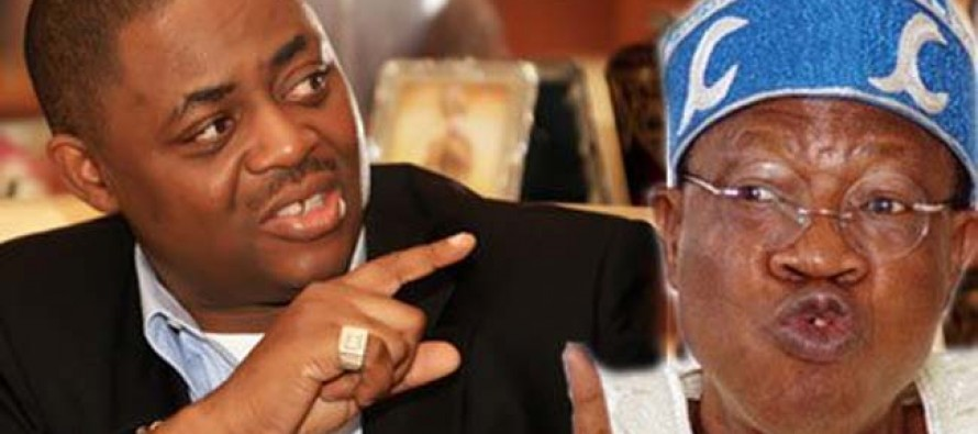 FANI-KAYODE THREATENS TO BEAT LAI MOHAMMED