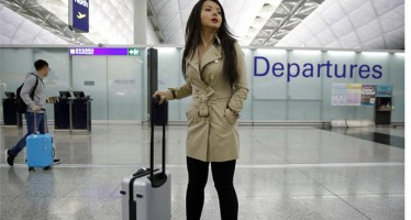Miss World contestant prevented from entering China