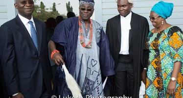 FASHOLA'S SON CALLED TO THE BAR