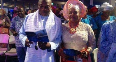 KESHI LOSES WIFE TO CANCER