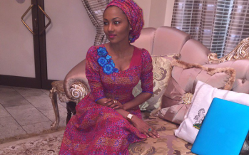 BUHARI'S DAUGHTER, ZAHRA, TURNS 21 A DAY AFTER PRESIDENT'S 73RD BIRTHDAY