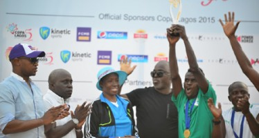 FCMB Reiterates Commitment to Sports Development As COPA Lagos Ends