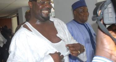 Senator Melaye Threatens SaharaReporter's Publisher with Jail Over Bank Account Publication