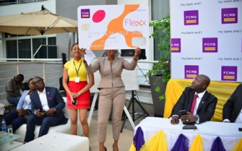 FCMB Launches Youth Account, Flexx