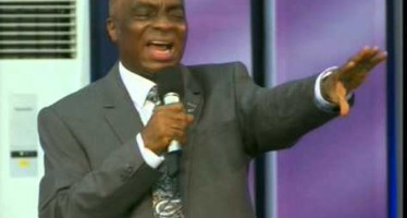 OYEDEPO SWEARS AT FRAUDSTERS DUPING CHURCH MEMBERS