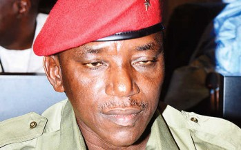 WHY SPORTS MINISTER WEARS KHAKI UNIFORM TO PUBLIC FUNCTIONS