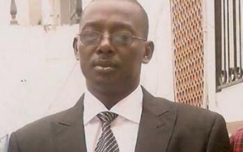 Adamawa Revenue Boss Breaks Down In Tears