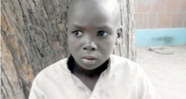 WANTED CHILD SUICIDE BOMBER ARRESTED