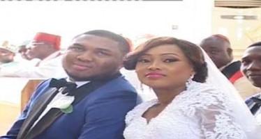 EX-Edo Gov. Prof. Osunbor's Daughter Weds