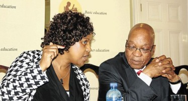 South Africa's President Denies affair with airline boss