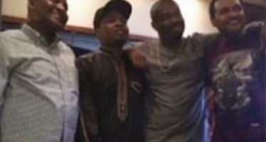 PHOTO: HOW DANGOTE SETTLED OLAMIDE, DON JAZZY'S RIFT
