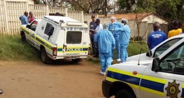 Five children found dead in freezer