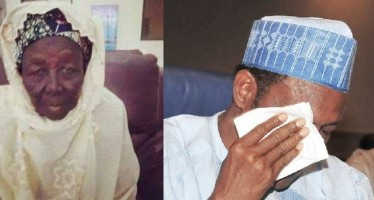 Old Woman who donated N1m to Buhari dies