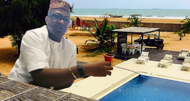 Lagos Commissioner Erects N190m Night Club on Private Beach