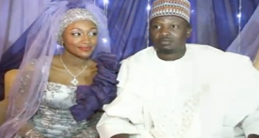 BUHARI'S DAUGHTER IS MARRIED TO NEW PDP CHAIR, ALI-MODU SHERIFF'S SON