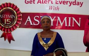 WATCH LATEST WINNER OF N100,000 IN ASTYMIN GET ALERT PROMO