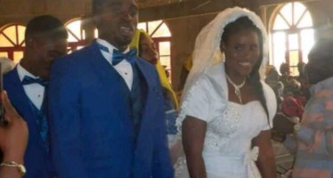 U-23 Eagles Keeper Daniel Marries Fiancee