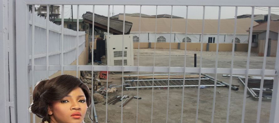 OMOTOLA SETS TO BUILD  MALL IN IKEJA