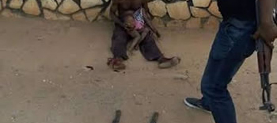 MAN BEHEADS 3-YEAR-OLD NIECE  IN RITUAL SACRIFICE FOR MONEY