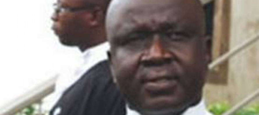 How Rickey Tarfa (SAN) Gave N225,000 Bribe to Judge