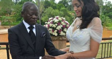 DINO MELAYE RIDICULES GOV. OSHIOMHOLE FOR MARRYING FOREIGNER