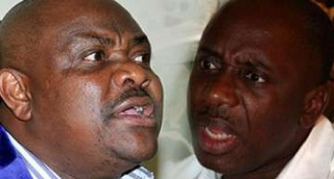 GOV. WIKE CAN SELL HIS MOTHER – AMAECHI