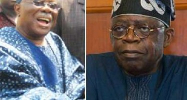 BODE GEORGE CALLS FOR PROBE OF TINUBU