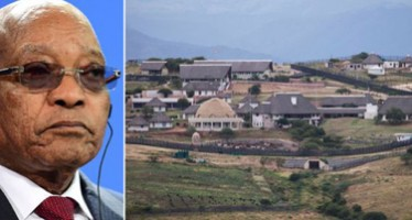 Court Orders Zuma to refund govt.'s  money spent on private home