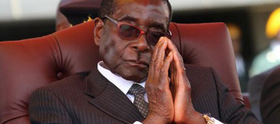 President Mugabe Reportedly Missing