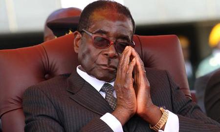 OrijoReporter.com President Robert Mugabe