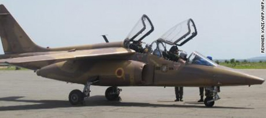 Nigeria's first car maker makes fighter jet parts
