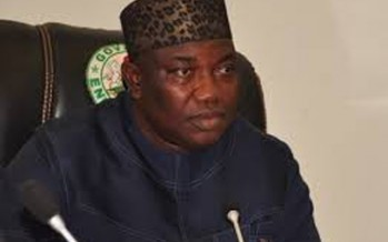 ENUGU GOV'S PHONE GETS HACKED