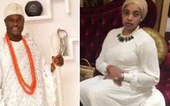 OONI'S MARRIAGE SPARKS CONTROVERSY